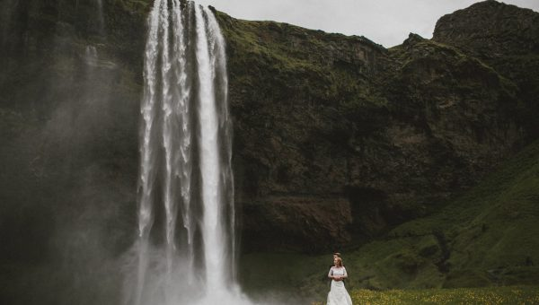 Bjarni & Lauren Preview | Iceland Wedding Photographer