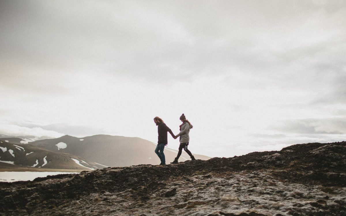 Bec & Joel Proposal Iceland | Iceland wedding photographer