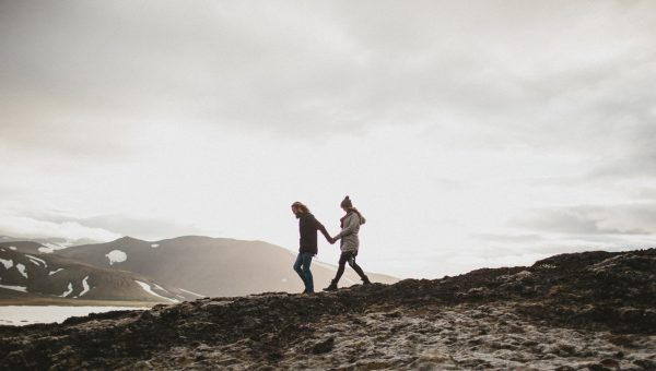 Bec & Joel Proposal Iceland | Iceland wedding photographer