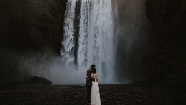 Iceland Wedding photographer // Andy & Sharon