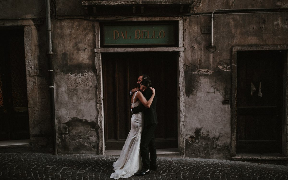 Davide & Federica // Treviso Italy Destination wedding