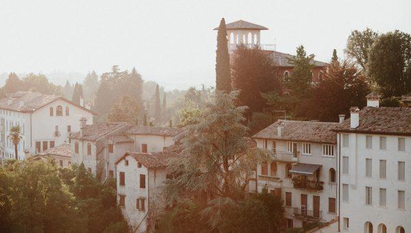 Davide & Federica // Treviso Italy Destination wedding