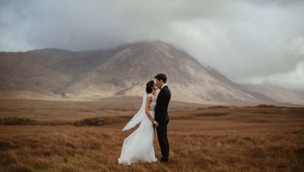Victoria & Charlie // Connemara Wedding Photographer