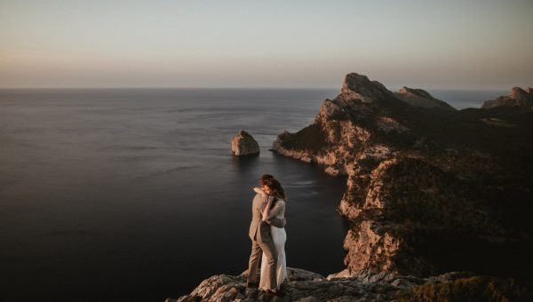 Laura & David // Mallorca wedding photographer