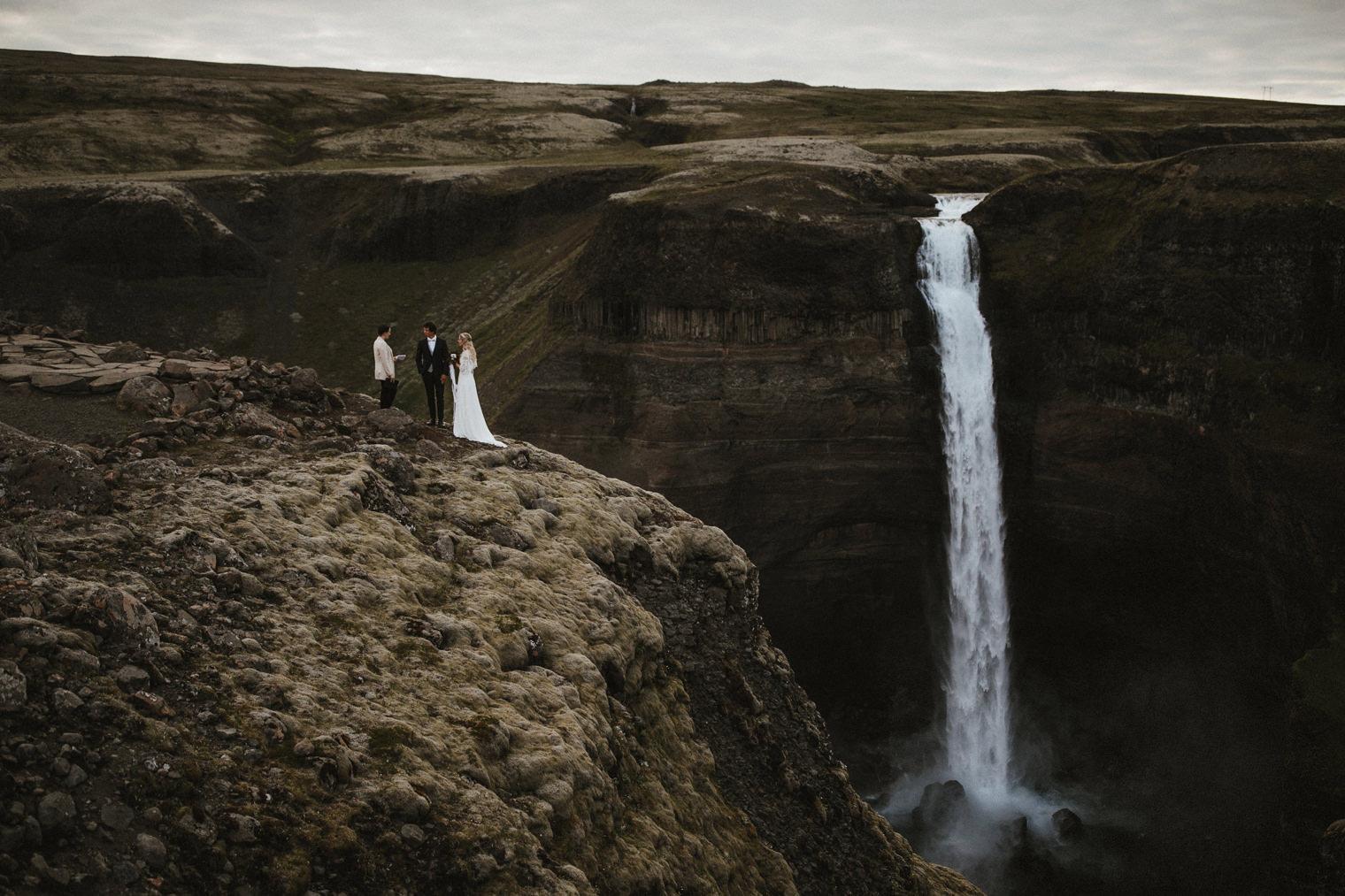 Iceland Celebrant