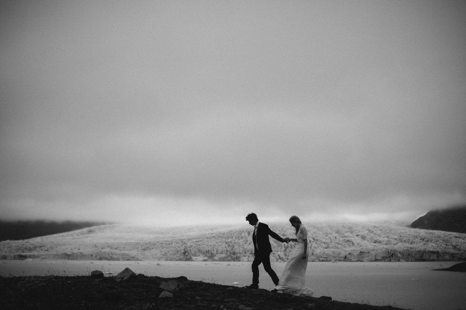 winter weddings Iceland