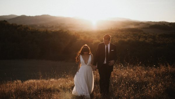 Chanel & Andy // Tuscany wedding photographer