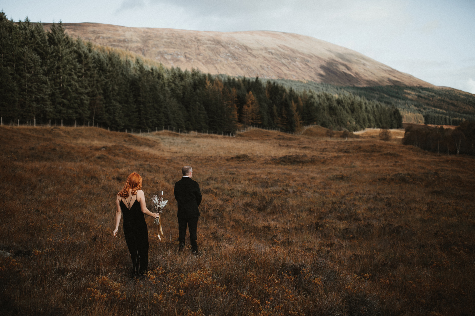 First look in Scotland