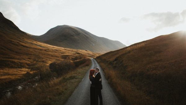 Scottish Highlands Elopement  // Jack and Jade