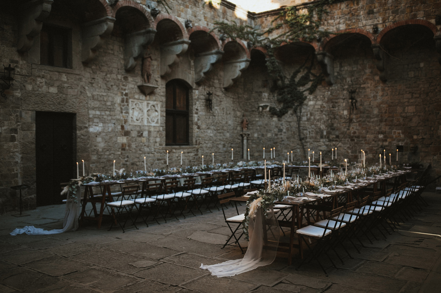 Castello Di Vincigliata wedding venue in Florence Italy