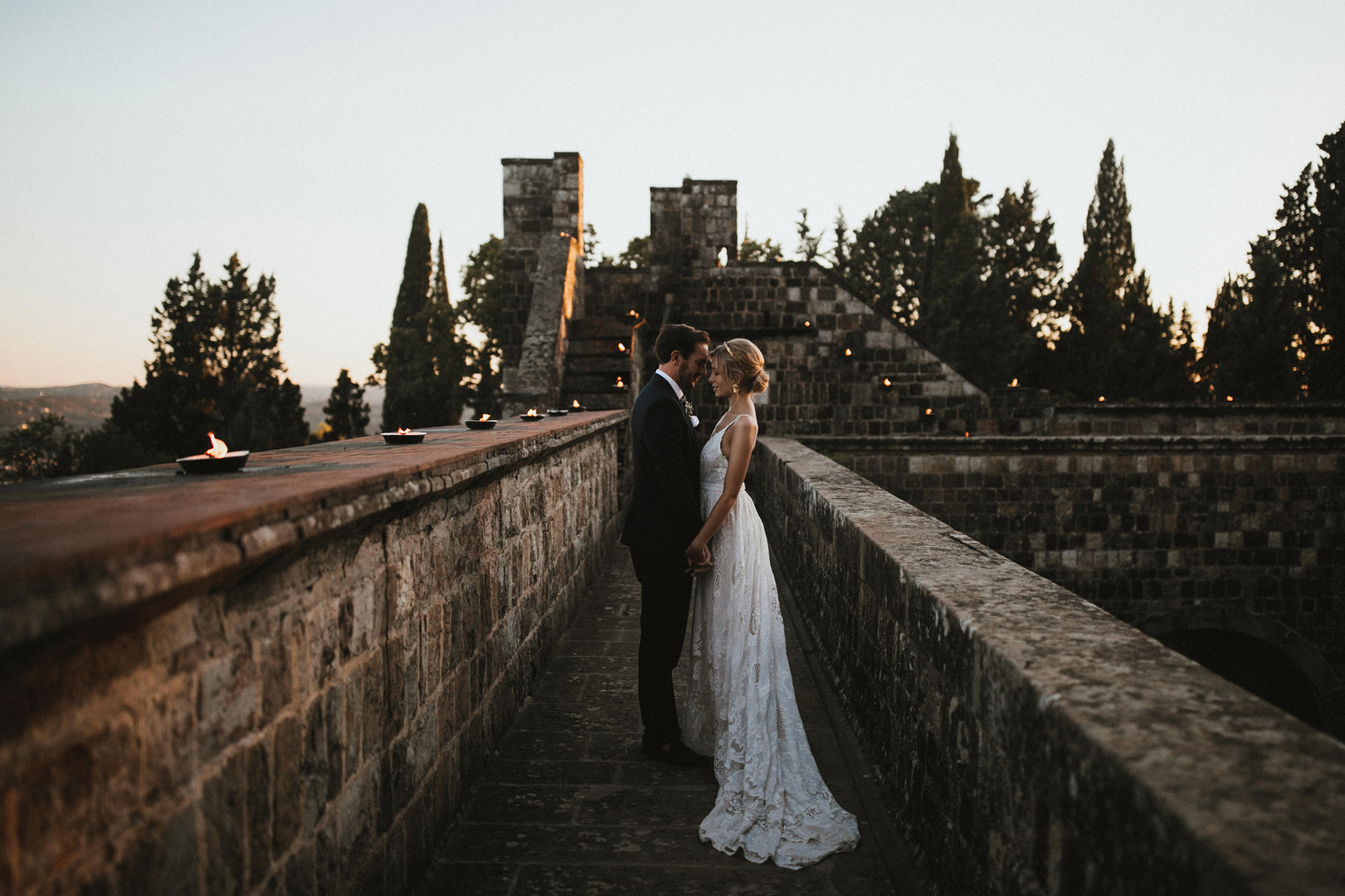 Beautiful wedding venue in Fiesole, Tuscany