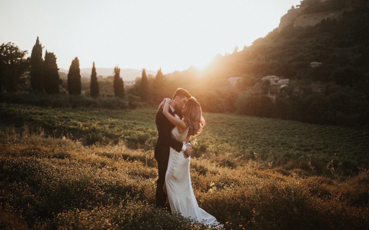 Stunning Wedding at La Badia Di Orvieto // Cindy & Jason