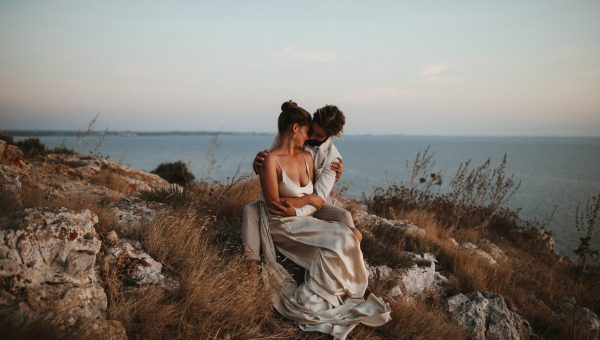 Intimate Italian Wedding in Gallipoli // Steve and Keshia