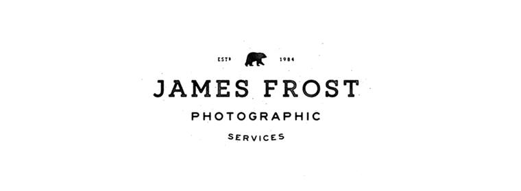 James Frost | Sydney wedding photographer | Destination Wedding photographer | London wedding photographer logo